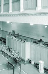 The original trading floor